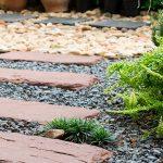 ¿Qué aportan las piedras en un jardín?